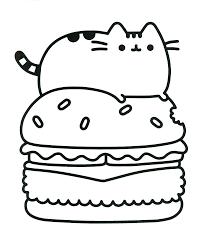 Kawaii food dot to dot coloring pages for kids.free printable preschool coloring pages. Kawaii Coloring Pages Best Coloring Pages For Kids