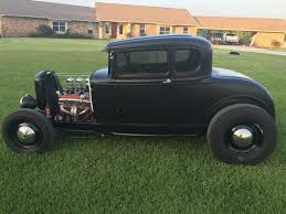 1930 Ford Model A Coupe w/283 2x4bbl tunnel-ram V8, 350 turbo auto ...
