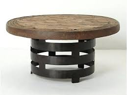 full size of large round wood coffee table is a good choice for huge premises rustic