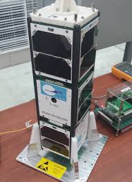 Кафедра теоретической механики СГАУ Самара  28 апреля попутной полезной нагрузкой с КА Ломоносов и КА Аист 2Д был запущен первый наноспутник формата кубсат разработанный и изготовленный в СГАУ