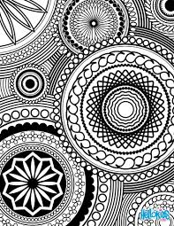 Printable Coloring Pages geometric shape coloring pages : Design Coloring Pages Adult Coloring Design Coloring Pages ...