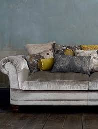 Silver sofa .....must have.