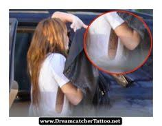 Dream Catcher Tattoo Miley Cyrus Miley Cyrus New Dreamcatcher Tattoo 100 httpdreamcatchertattoo 41