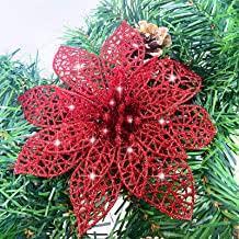 Red Christmas Decorations - Amazon.com