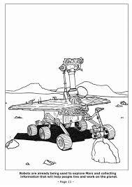 Kleurplaat 11 Robots Om Mars Te Verkennen Afb 4191 Images