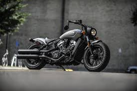 100 miles on the 2018 indian scout bobber motorcycle men s journal