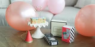 birthday celebration with sephora