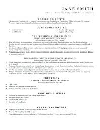 best objectives in resumes a good objective for resume objective resume sample inside good