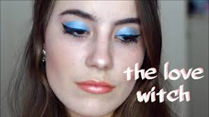 the love witch makeup