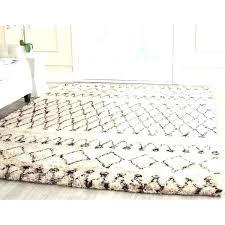 wool rug handmade ivory brown flokati ikea rug flokati ikea cleaning