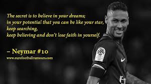 Football Quotes Best Football Quotes 48 Neymar