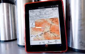 Faa Oks Ipad For Pilots Charts Wired
