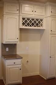 Above Fridge Cabinet Height Over Refrigerator Installation Depth