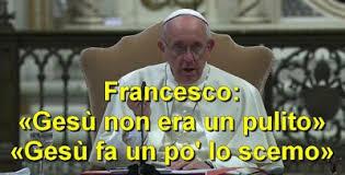 Risultati immagini per Bergoglio pro immigrazione