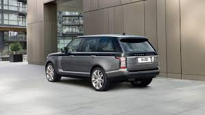 Range Rover SV Autobiography - Luxury SUV - Land Rover