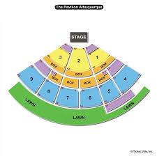 Sandia Casino Amphitheater Seating Chart Isleta Amphitheater Albuquerque Nm Seating Chart View