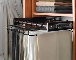 Pull Out Coat Rack 100 Hanger Pants Rack Pullout Synergy Collection 100 In The 31