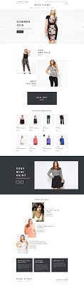 Business Website Templates Interesting Plus Sizes Trendy Clothing Online Store Virtuemart Template