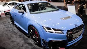 2018 audi parts. Exellent Parts 2018 Audi TT RS Performance Parts Upgrades SEMA Show 2017 On Audi Parts