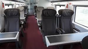 Rail Review Eurostar Business Premier E320 Business Traveller