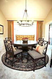 half round accent table half round dining tables half round accent table dining room traditional with