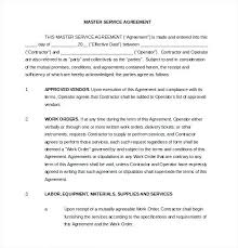 Service Agreement Terms And Conditions Choice Image - Agreement ...