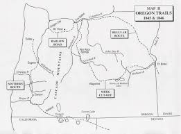 Oregon overland website map 2
