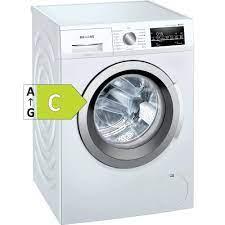Siemens WM12US90TR C Sınıfı 9 Kg Yıkama 1200 Devir İ-Dos Çamaşır Makinesi  Beyaz Fiyatları