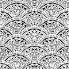 Boho Patterns Cool Boho Style Seamless Pattern Vector Free Download