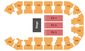 Silverstein Eye Centers Arena Seating Chart Sesame Street Live Make Your Magic Tickets Thu Jan 30