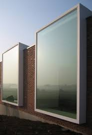 View in gallery Notariaat by Atelier Vens Vanbelle Modern Windows That Will  Show You Whole World