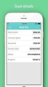 Savings Goals Tracker Daily Saving Money Box By Hu Yuanfei