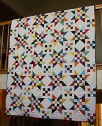 Scrap Quilt Patterns Interesting What A Great Scrap Quilt Pattern This Is A Great Pattern If You