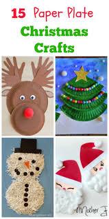 Best 25+ Christmas crafts paper plates ideas on Pinterest ...