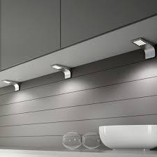 modica led under cabinet surface mounted light