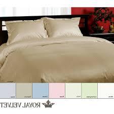 amazing bedroom royal velvet dotted weave 330 thread count duvet cover set regarding royal velvet duvet cover