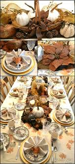 Fall Table Scapes Rustic Glam Fall Tablescape Sondra Lyn At Home