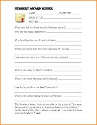 8 High School Book Report Template Pear Tree Digital
