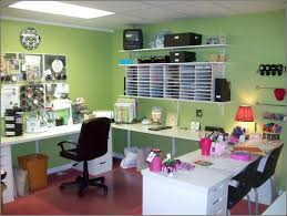 craft room home office design. Excellent Thrift Diving Craft Room Before How To Pull Toger A .. Home Office Design