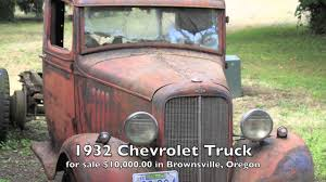 1932 Chevrolet Truck, LB Productions - YouTube