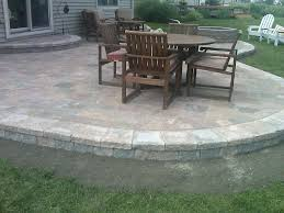 raised patio paver designs outdoor furniture diy patio paver raised concrete patio raised concrete floor