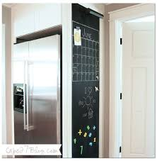 exterior blackboard paint homebase. chalkboard wall on the other side of fridge - if we ever add upper cabinets exterior blackboard paint homebase l