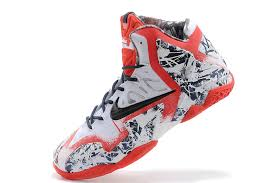 lebron james shoes 2016 pink. nike lebron james 11 white red navy blue for sale-5 lebron shoes 2016 pink