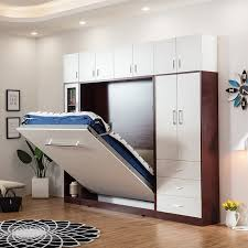 single vertical wall bed