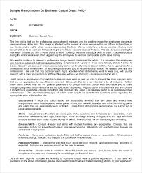 memorandum sample business 12 business memo examples samples pdf doc pages examples