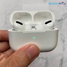Có Clip] Tai Nghe Airpods Pro Chip Louda 1536u Định Vị, Đổi Tên, Sạc Không  Dây, Chống ồn, Tháo Tai Ngừng Nhạc - Tai nghe Bluetooth nhét Tai Thương  hiệu No Brand