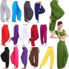 image is loading women harem pants cotton baggy yoga dance indian