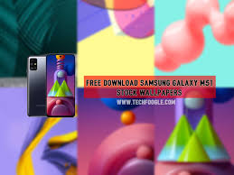 Free Download Samsung Galaxy M51 Stock ...