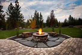 Easy Backyard Fire Pit Designs U2026  Pinteresu2026Backyard Fire Pit Design Ideas