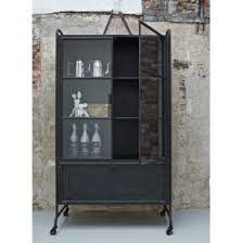 Industrial style furniture Retro Bepurehome Black Metal Storage Cabinet Accessories For The Home Vintage Industrial Style Furniture Accessoriesforthehomecouk
